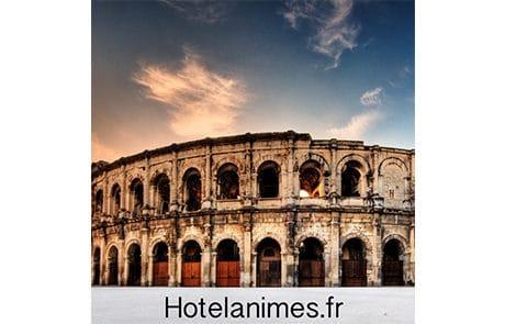 Hotel A Nîmes